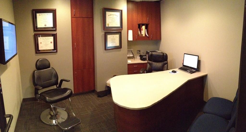 Orthodontic Consultation Room