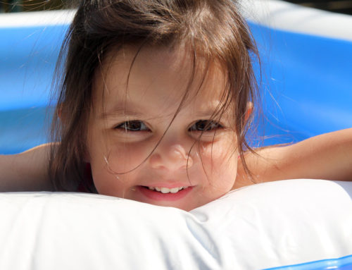 Summer, Swimming, and Booking Your Child's Dental Visit